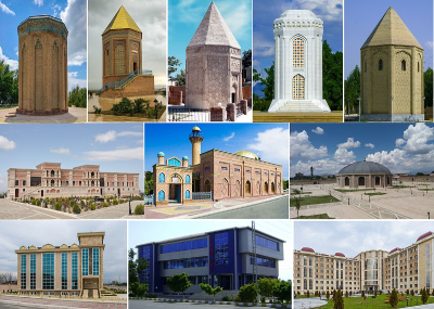 places to visit in Nakhchivan