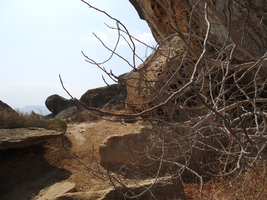 nature of gobustan national park