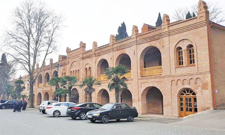Shah Abbas Caravanserai